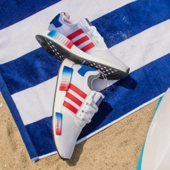 adidas Shoes | Nwt Nmd R1 Usa Americana